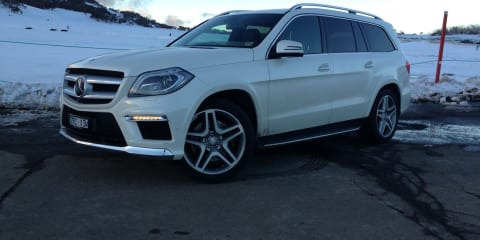 2013 Mercedes-Benz GL Review: GL500