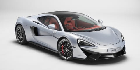 2017 McLaren 570GT:: most practical McLaren ever to start at $406,800