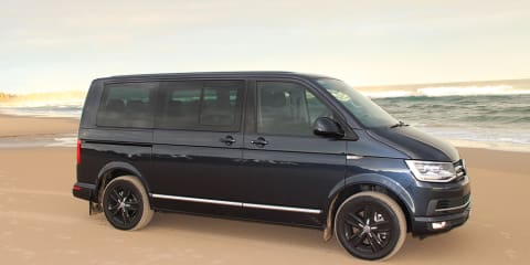2016 Volkswagen Multivan Highline TDI450 4motion Review