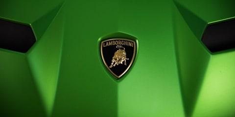 Lamborghini Aventador SVJ teased... again