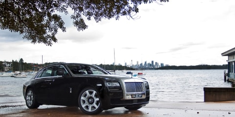 Rolls-Royce Ghost Review & Road Test