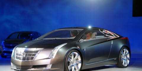 Cadillac Converj confirmed, Chevrolet Volt on track