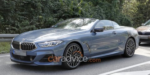 2019 BMW 8 Series Convertible headed to LA - report