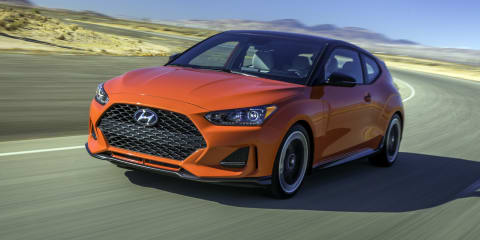 Hyundai Veloster delayed until late 2019 - UPDATE