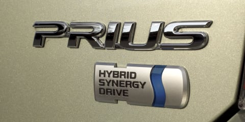 Fourth-generation Toyota Prius to offer AWD, lithium-ion battery options - report