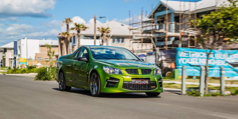 2015 HSV GTS Maloo Review