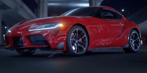 2020 Toyota Supra revealed: Promo video slips through the net