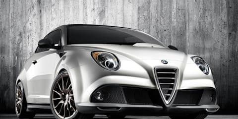 2009 Alfa Romeo MiTo GTA Concept