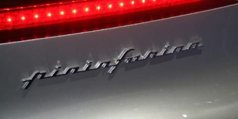 Pininfarina hires advertiser to sell family's stake