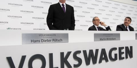 Volkswagen to invest 62.4 billion euros to become number one car maker