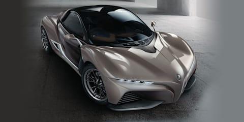 Yamaha abandons development of cars