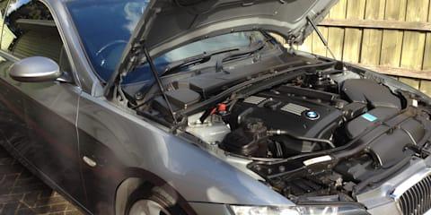2008 BMW 3 25i Review