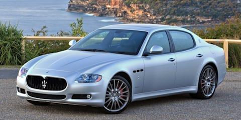 Maserati Quattroporte Sport GT S gets performance tweak