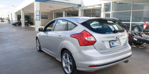 Ford Australia dealers now offering free loan cars to all service and warranty customers - UPDATE