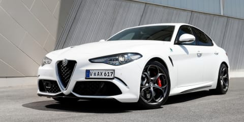 2021 Alfa Romeo new cars