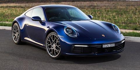 2020 Porsche 911 (992) Coupe review