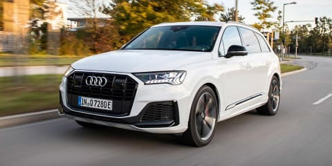2020 Audi Q7 60 TFSI e launches in Europe, unsure for Oz