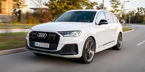 2020 Audi Q7 60 TFSI e launches in Europe, unsure for Oz