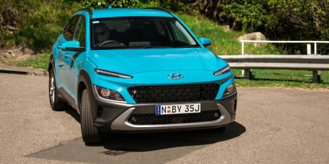 2021 Hyundai Kona Elite review