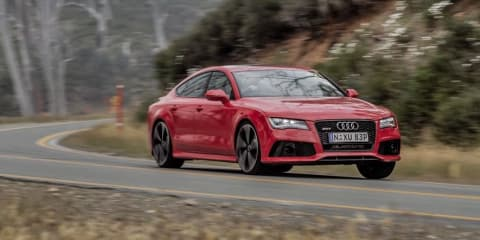 Audi RS7 Sportback : Pricing and specifications
