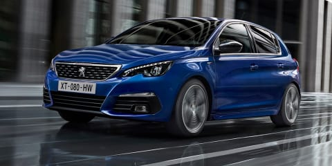 2017 Peugeot 308 facelift goes official with new tech, engines and transmission