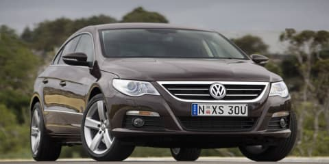 2011 Volkswagen Passat CC updated with BlueMotion technology