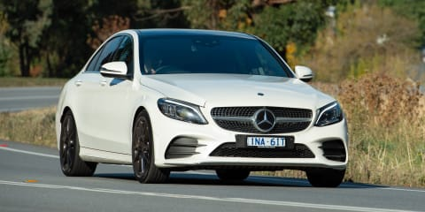 2019 Mercedes-Benz C300 sedan review