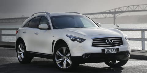 Infiniti roadside assistance sets new standards