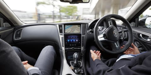 US regulations to allow fully-driverless vehicles