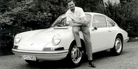 Porsche 911 designer dies at 76