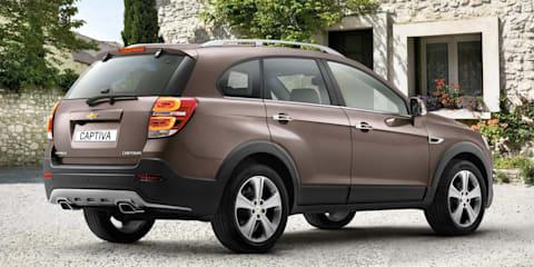 Holden: New Cars 2014