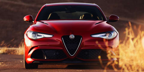 2017 Alfa Romeo Giulia locked in for Australian launch early next year
