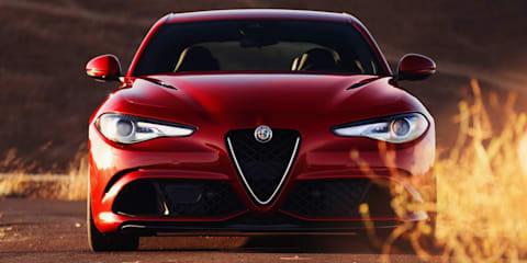 2017 Alfa Romeo Giulia locked in for Australian launch early next year