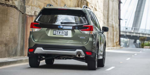 2020 Subaru Forester Hybrid, XV Hybrid on sale in Australia