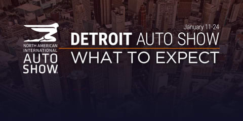 2016 Detroit auto show:: what to expect - UPDATE
