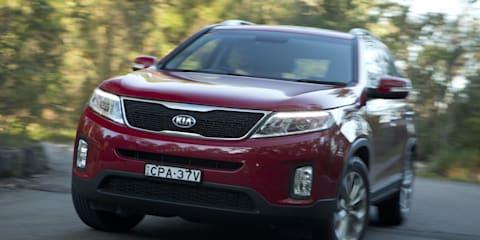 Kia Sorento Review: V6 SLi
