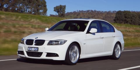 BMW 3 Series Sedan Fuel Savings