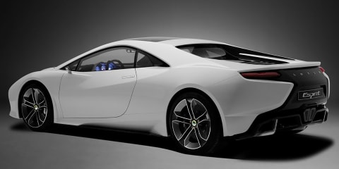 Lotus to revive Esprit spirit with hybrid V6 power - report
