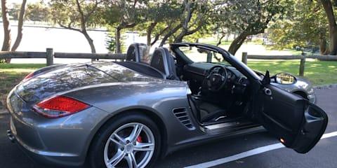 2011 Porsche Boxster SS Review