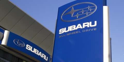 Subaru hits 700,000 sales mark in Australia