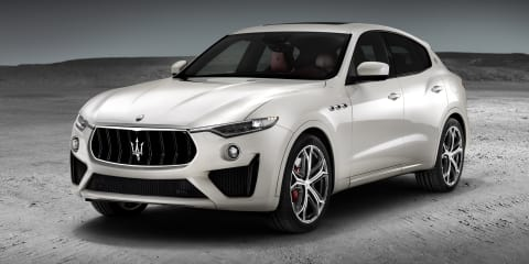 2019 Maserati Levante revealed: GTS joins range