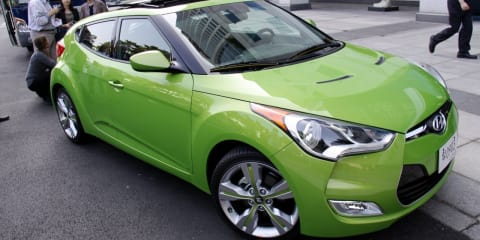 Hyundai Veloster five-door on the way?