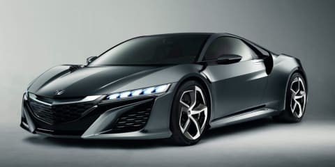 Honda NSX order books open in the UK