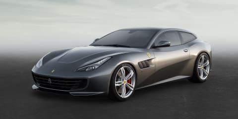 Ferrari GTC4 Lusso unveiled: FF given comprehensive makeover - UPDATED