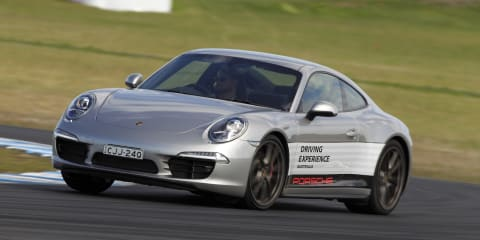 Porsche 911 Carrera 4 Review