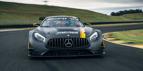 Mercedes-AMG GT3 Review:: Track test