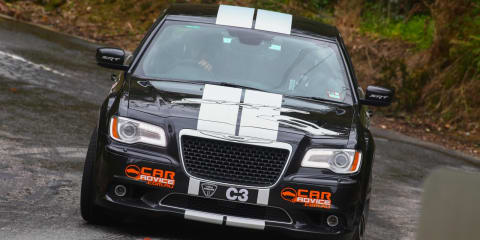Chrysler 300 SRT8 Core Review
