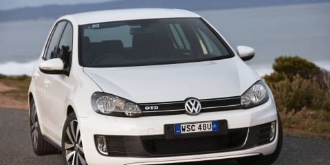 2012 Volkswagen Golf gets Bluetooth, USB upgrade