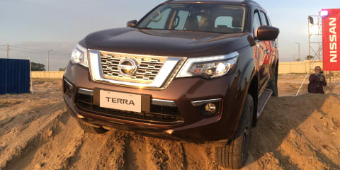 2018 Nissan Terra: Diesel seven-seater launched for wider Asian market
