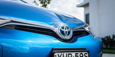 Toyota announces new engines, hybrid and AWD systems